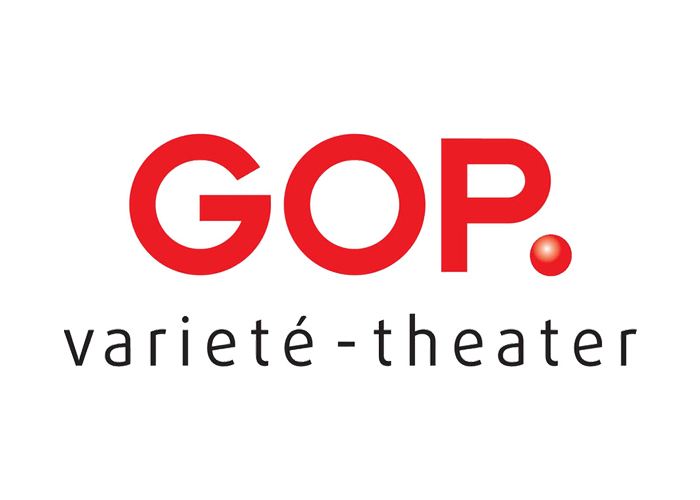GOP Variete & Theater Logo
